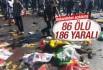 Ankara daki Patlama Anı